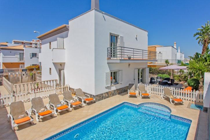 Villa Aila, Albufeira, Algarve, Portugal