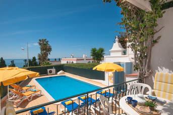 Villa Alegre, Albufeira, Algarve, Portugal