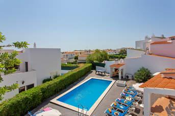 Villa Altis, Praia D'Oura, Algarve, Portugal