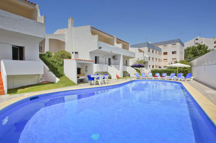 Villa Altis Park, Praia D'Oura, Algarve, Portugal