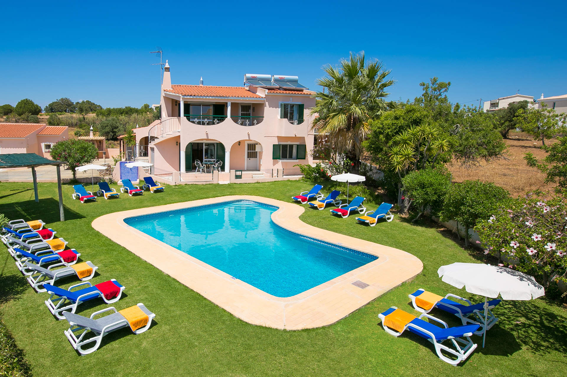 Villa Amizade, Branqueira, Algarve, Portugal
