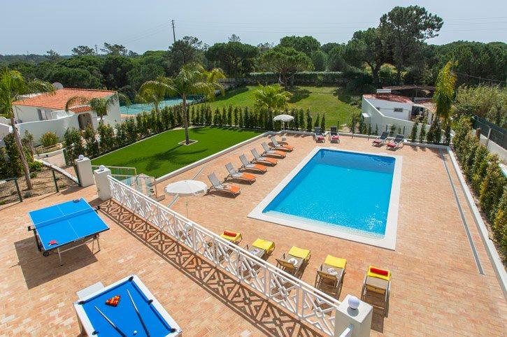 Villa Amora, Quinta do Lago, Algarve, Portugal