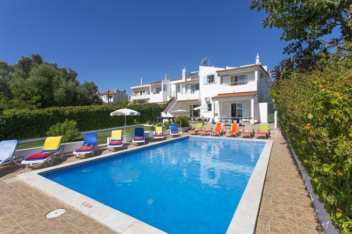 Villa Animado, Praia D'Oura, Algarve, Portugal