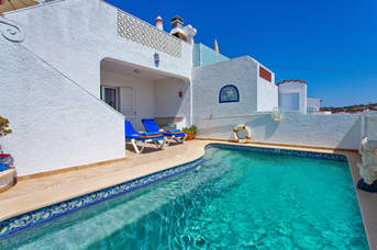 Villa Anjinhos, Luz, Algarve, Portugal