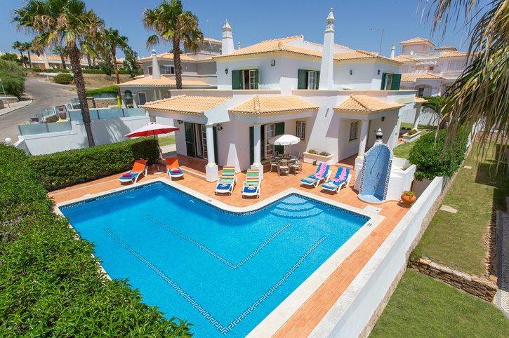 Villa Aqua Mar, Sao Rafael, Algarve, Portugal