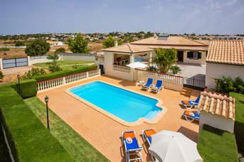 Villa Arvela, Gale, Algarve, Portugal