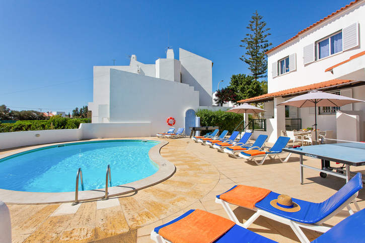 Villa Assuncao, Praia D'Oura, Algarve, Portugal
