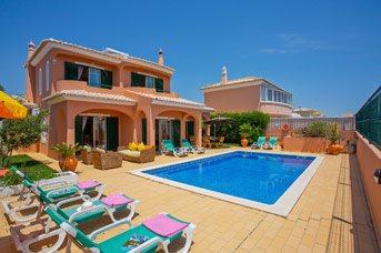 Villa Bali, Sao Rafael, Algarve, Portugal