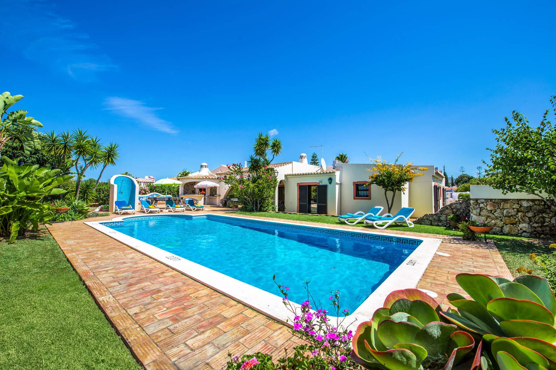 Villa Barbara, Carvoeiro, Algarve, Portugal