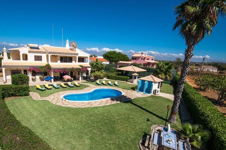 Villa Barreto, Gale, Algarve, Portugal
