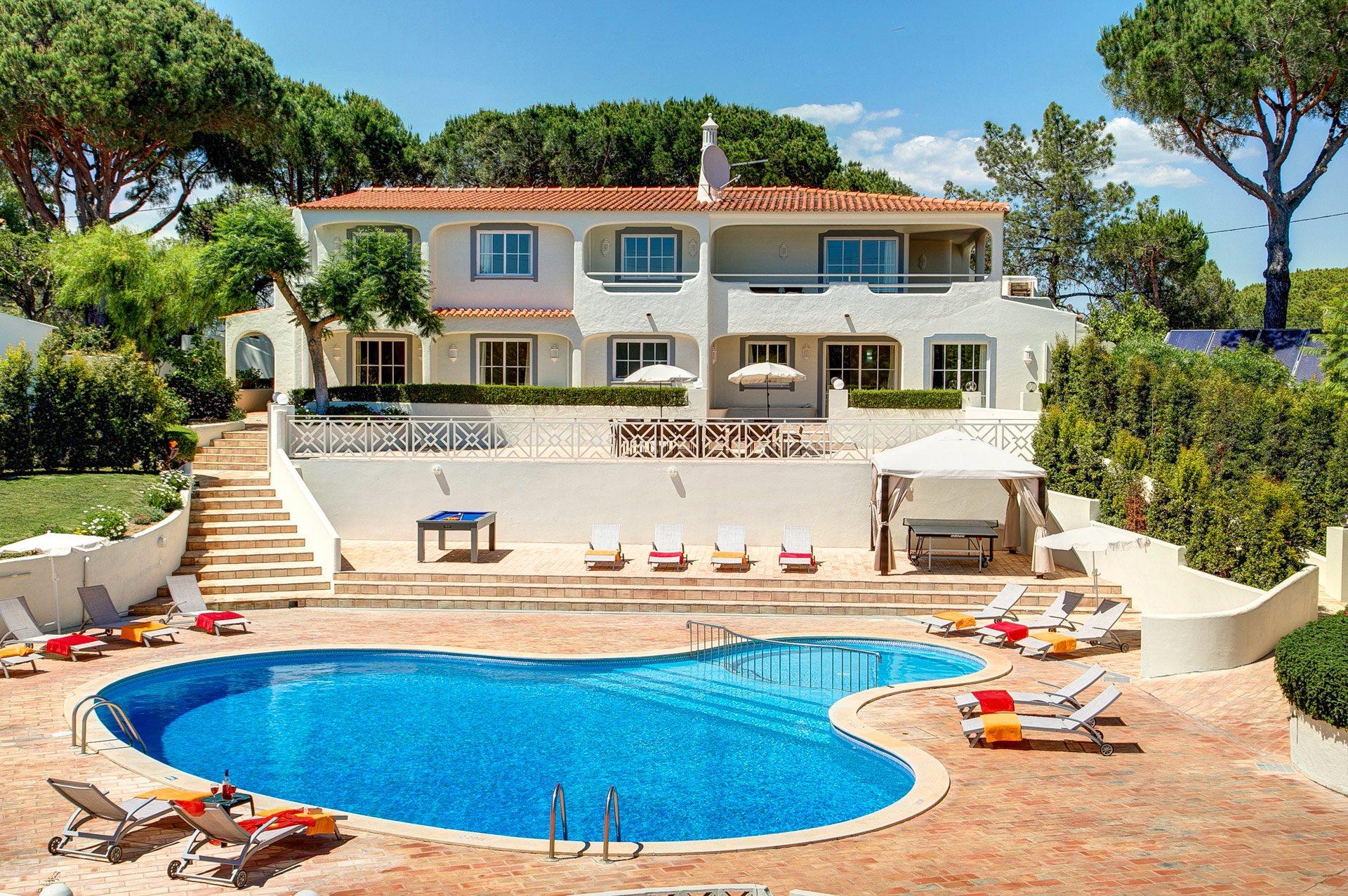 Villa Beirais, Quinta do Lago, Algarve, Portugal