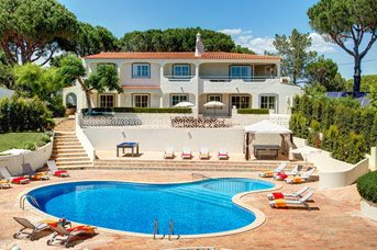 Villa Beirais, Quinta do Lago, Algarve, Portugal