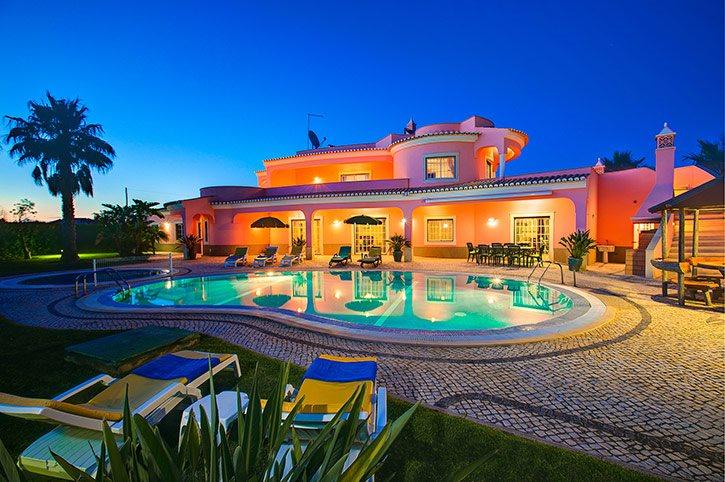 Villa Belo Horizonte, Armacao de Pera, Algarve, Portugal