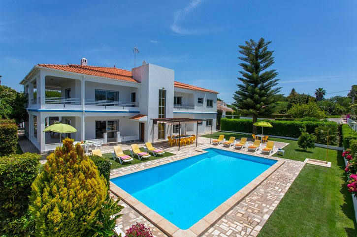 Villa Bica, Vale do Lobo, Algarve, Portugal