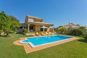 Villa Boavista, Vilamoura, Algarve, Portugal