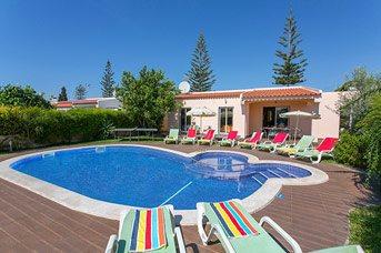 Villa Bolina, Praia D'Oura, Algarve, Portugal