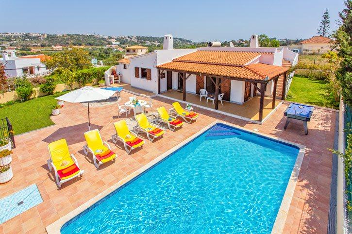 Villa Borboletas, Castelo, Algarve, Portugal