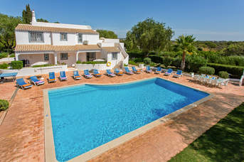 Villa Caminho, Almancil, Algarve, Portugal