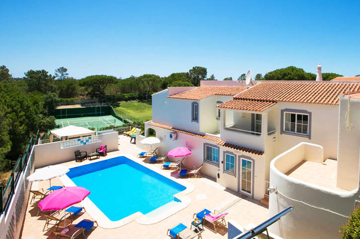 Villa Canas, Quinta do Lago, Algarve, Portugal