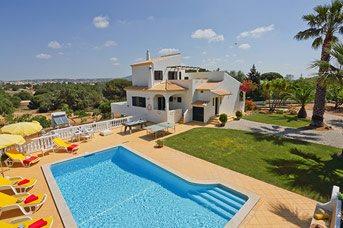 Villa Candida, Quinta do Lago, Algarve, Portugal