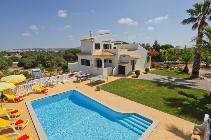 Villa Candida, Quinta do Lago, Algarve, Portugal