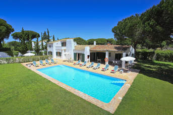 Villa Chamine de Ca, Vale do Lobo, Algarve, Portugal