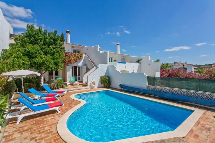 Villa Cinco, Luz, Algarve, Portugal