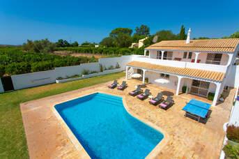 Villa Citrinos, Almancil, Algarve, Portugal