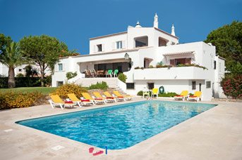 Villa Conchas, Armacao de Pera, Algarve, Portugal