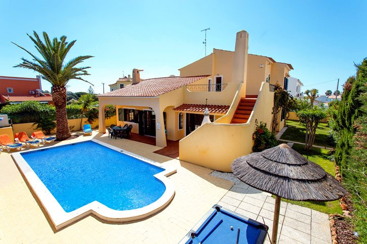 Villa Corcovado, Praia D'Oura, Algarve, Portugal