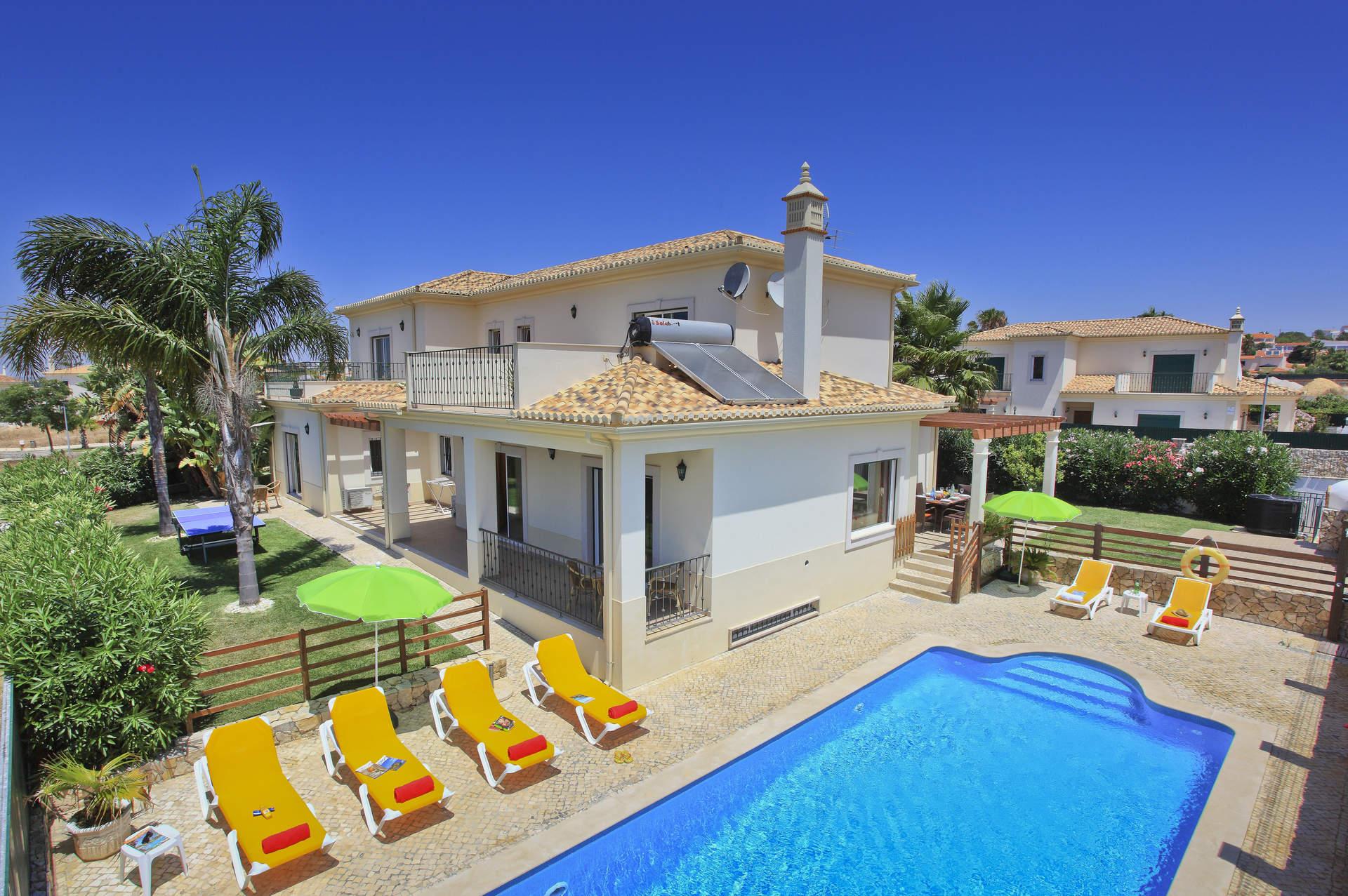 Villa Cordeiro, Gale, Algarve, Portugal