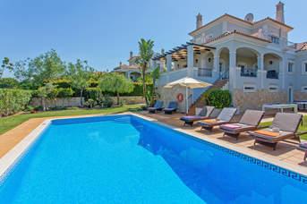 Villa Crest, Almancil, Algarve, Portugal