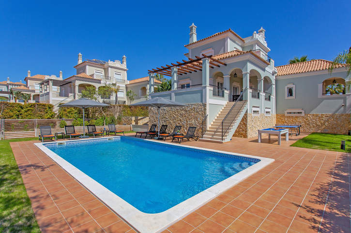Villa Rainha Crest, Almancil, Algarve, Portugal