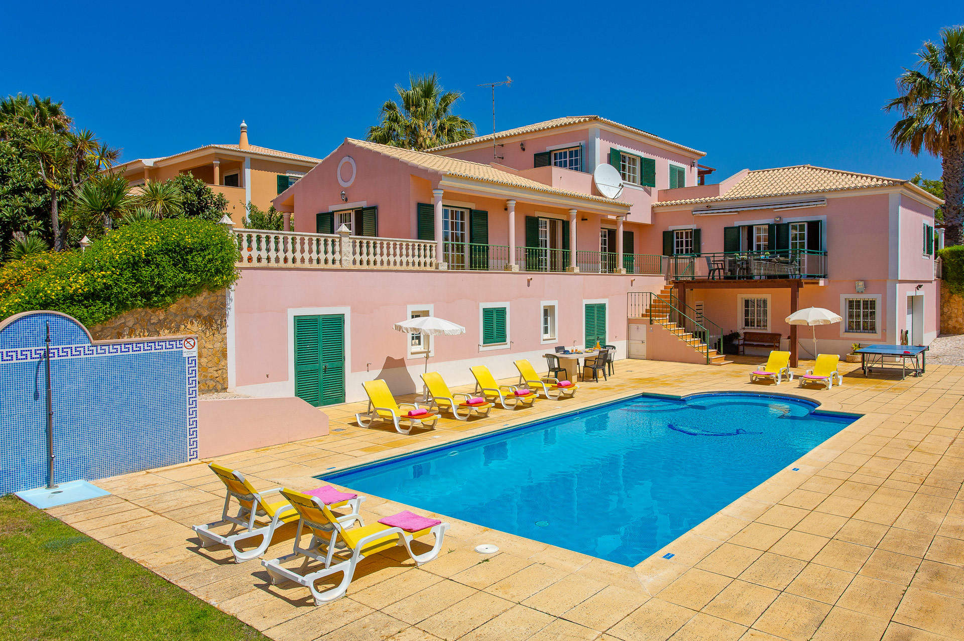 Villa Daisy, Lagos, Algarve, Portugal