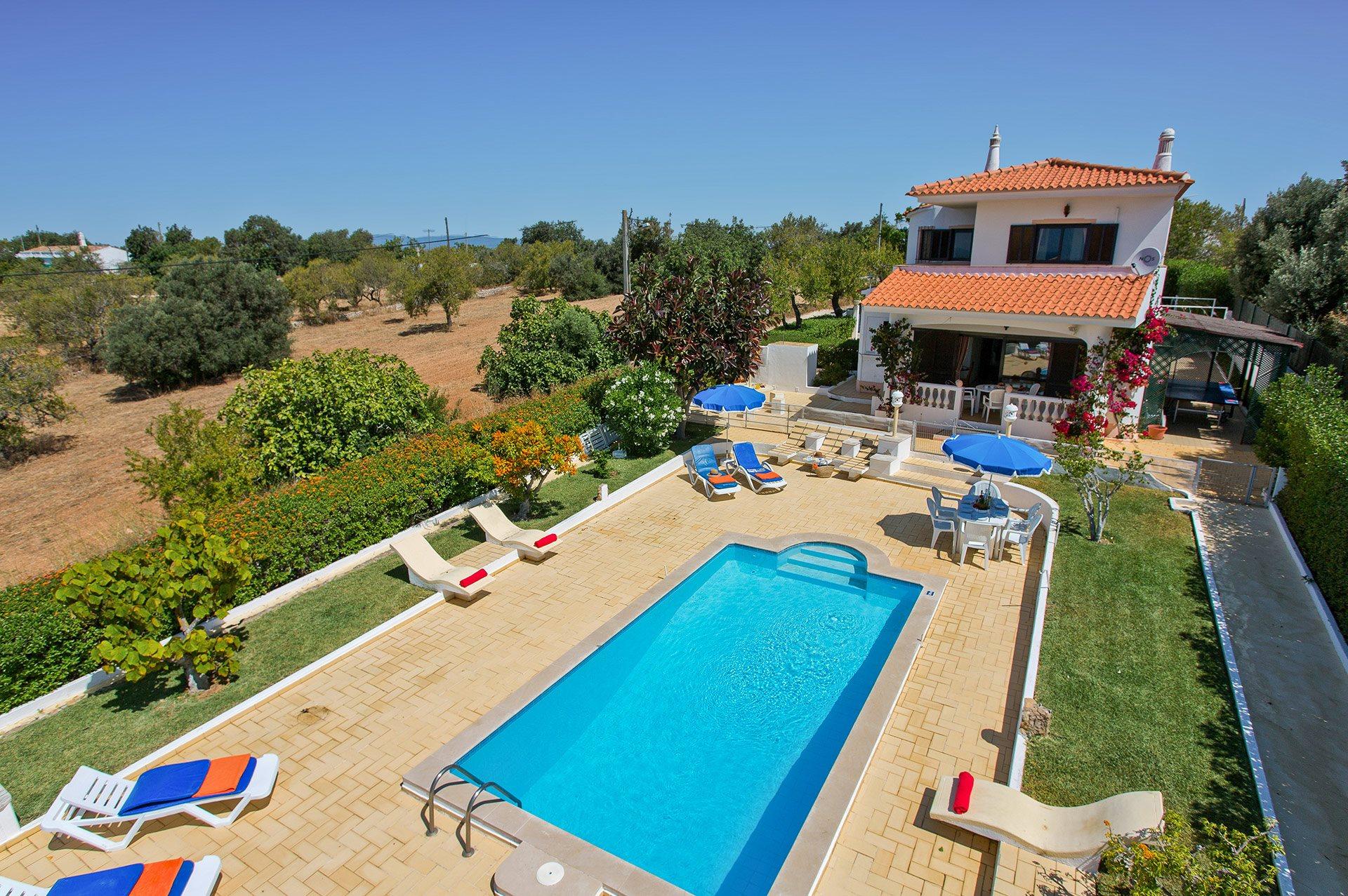 Villa Deolinda, Sao Rafael, Algarve, Portugal
