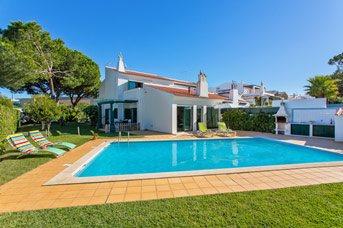 Villa Diana Sol, Falesia, Algarve, Portugal