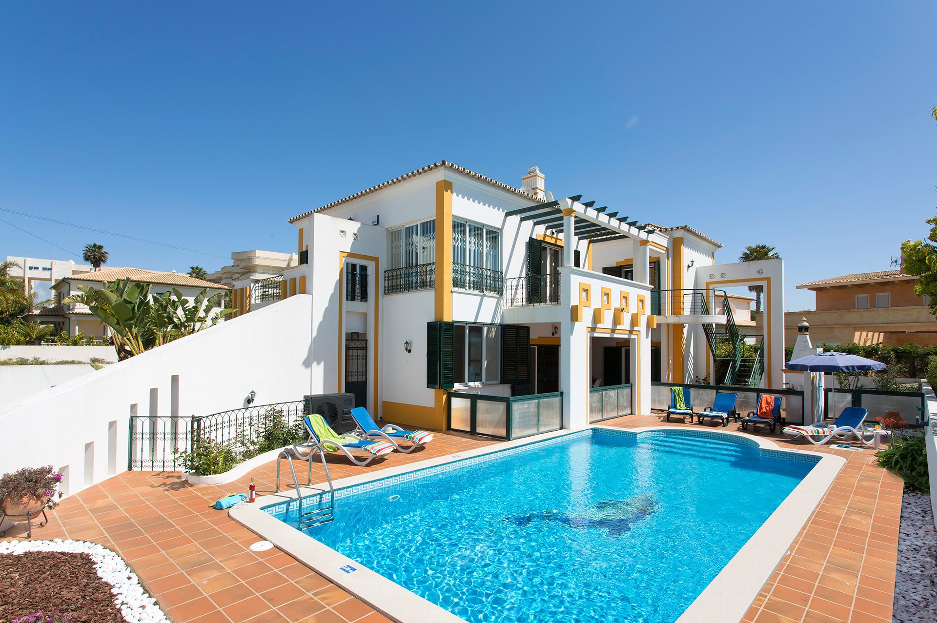 Villa Dona Branca, Gale, Algarve, Portugal