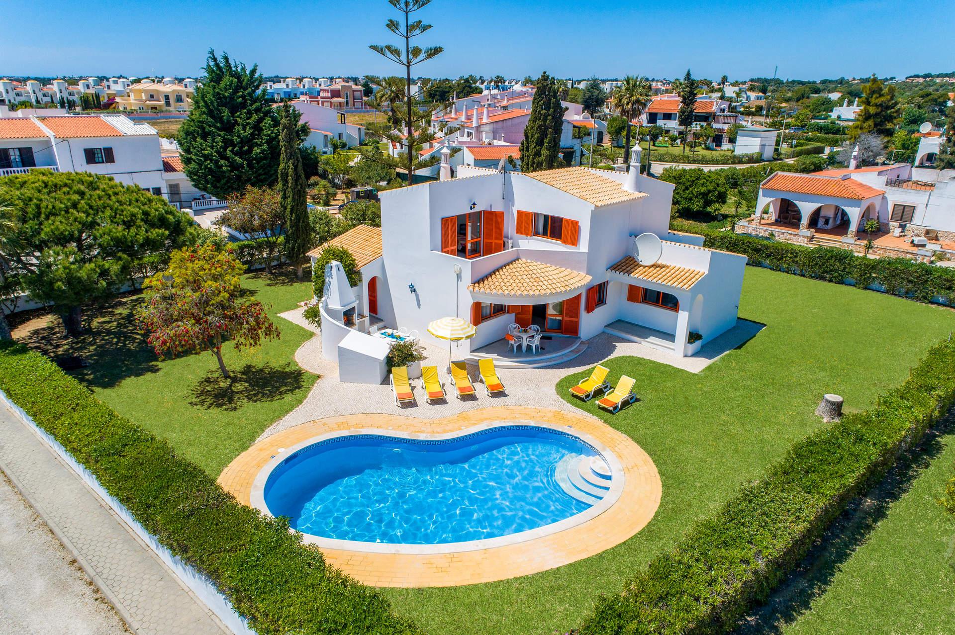 Villa Eduardo, Armacao de Pera, Algarve, Portugal