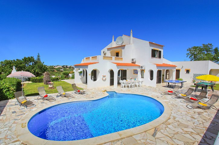 Villa Eira, Carvoeiro, Algarve, Portugal