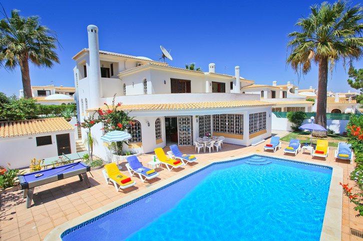 Villa Elanor, Castelo, Algarve, Portugal