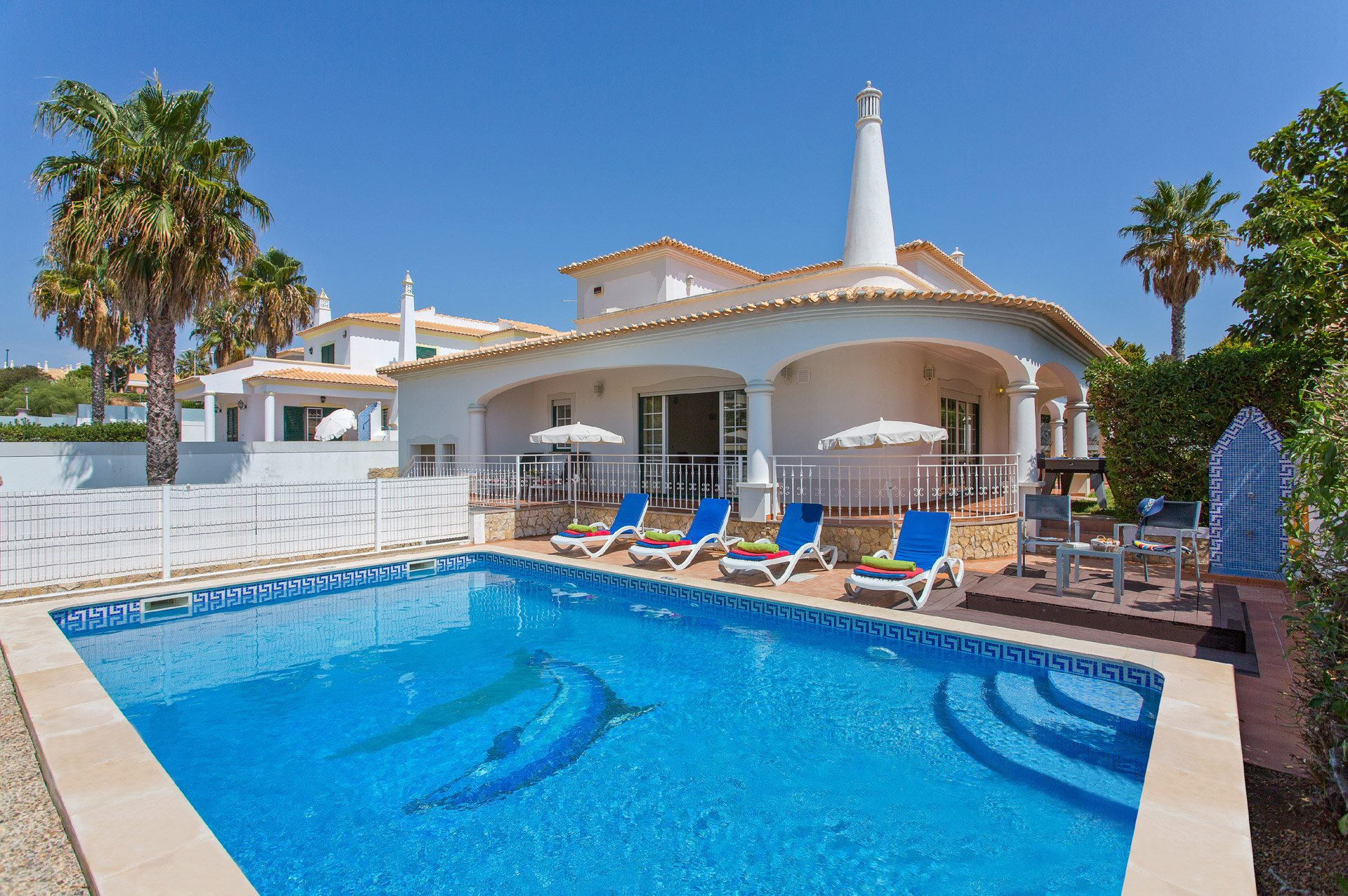 Villa Estrela do Mar, Sao Rafael, Algarve, Portugal