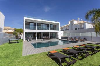 Villa Eve, Olhos D'Agua, Algarve, Portugal