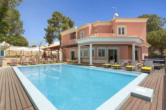 Villa Falesia Mar, Falesia, Algarve, Portugal