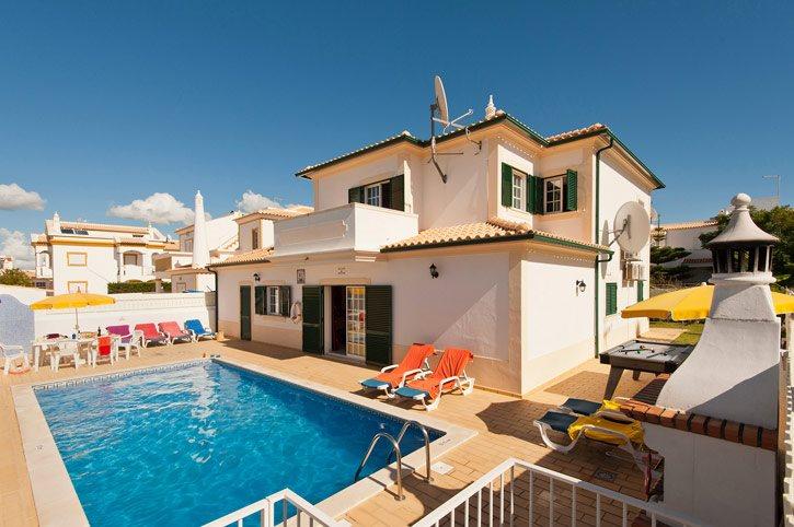 Villa Fatima, Gale, Algarve, Portugal