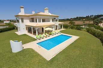 Villa Filomena, Gale, Algarve, Portugal