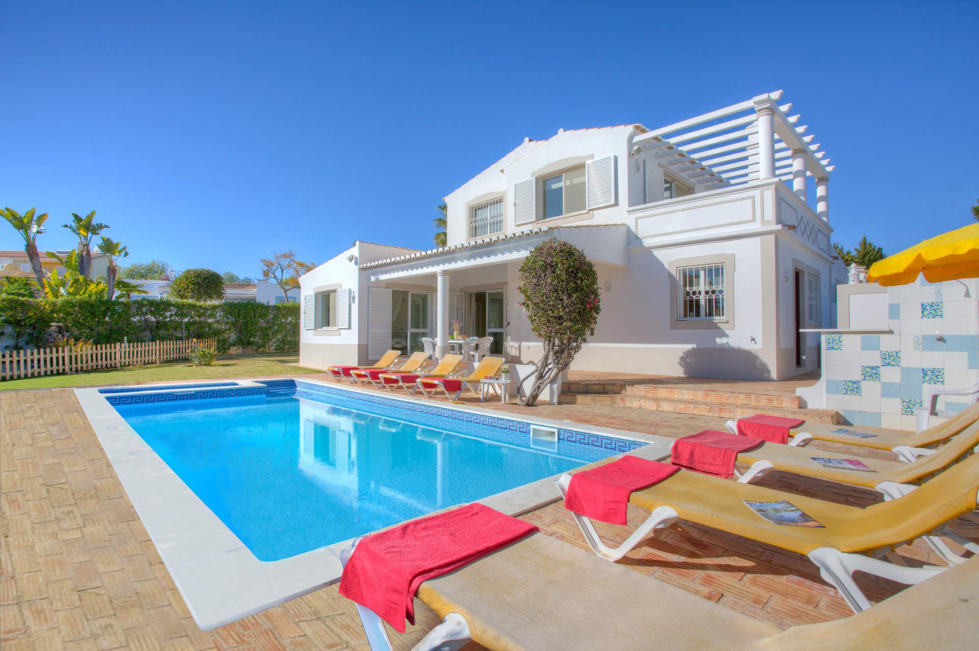 Villa Flor, Guia, Algarve, Portugal