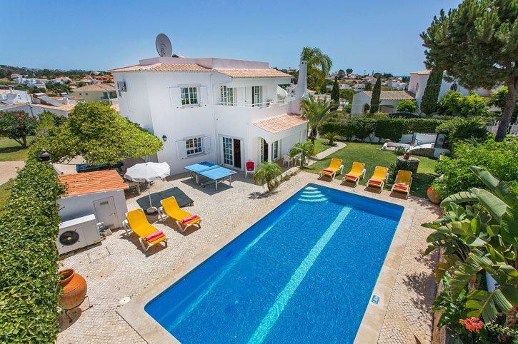 Villa Gabriel, Castelo, Algarve, Portugal