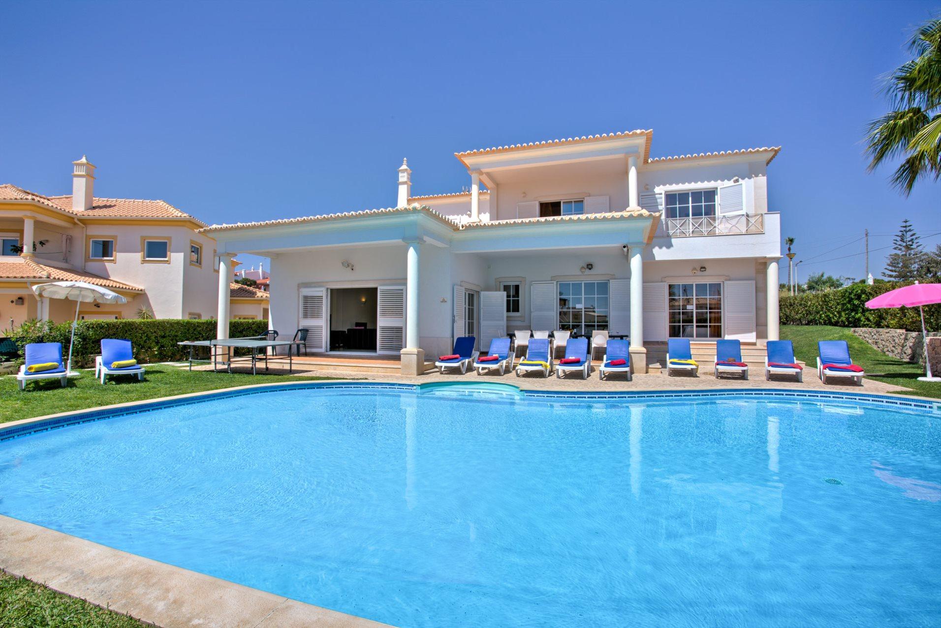 Villa Gale, Gale, Algarve, Portugal