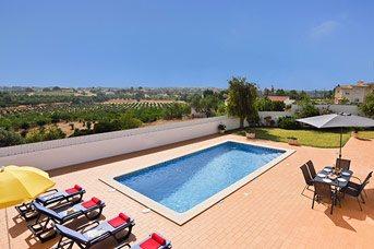 Villa Goia, Branqueira, Algarve, Portugal