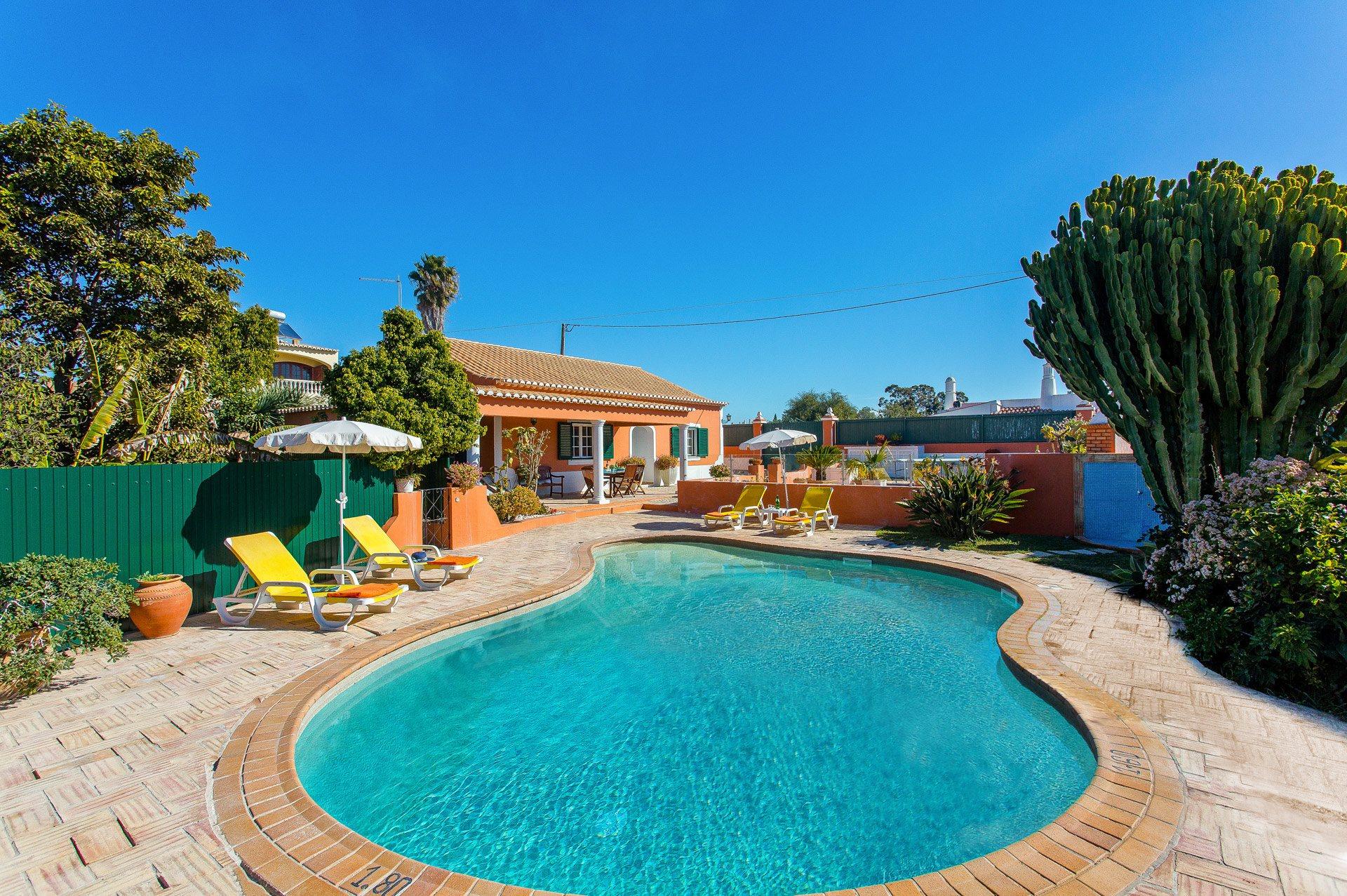 Villa Guincho, Carvoeiro, Algarve, Portugal